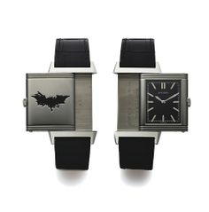 Jaegar-Le Coultre Reverso Batman edition Watch #okokno