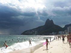 ipanema beach, rio.....love it there!!