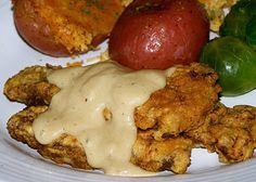 FoodForHunters.com : Chicken Fried Venison Steak