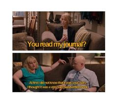 Favorite quote from Bridesmaids!