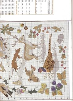 Gallery.ru / Фото #19 - Cross Stitch Collection 097 ноябрь 2003 - tymannost