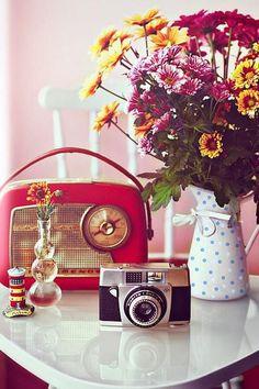 Vintage Retro Decor Art Deco 33 New Ideas Retro Vintage, Vintage Love, Vintage Decor, Vintage Antiques, Vintage Style, Retro Style, Oldies But Goodies, Retro Home Decor, Diy Home Decor