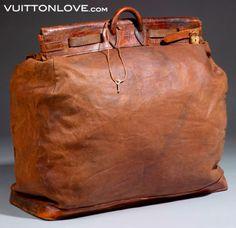 Vintage Louis Vuitton Steamer Bag