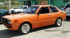 Corolla Tuning, Corolla Ke30, Toyota Corolla, Cars Land, Toyota Cars, Japanese Cars, Land Cruiser, Jdm, Hot Wheels