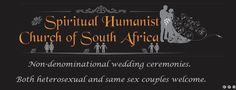 Spiritual Humanist Church of South Africa - Johannesburg Marriage Officers