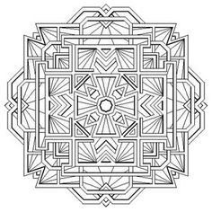 Difficult Mandala Coloring Pages | mandalamama on deviantART