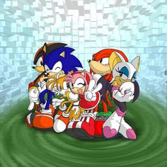 Knuckles the echidna in Sonic Boom - knuckles the echidna fan club Photo (36696904) - Fanpop Sonic Boom Knuckles, Nintendo, Dragon Sketch, Sonic Heroes, Echidna, Tikal, Freedom Fighters, Archie, Character Art