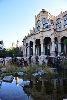 The Palace, Sun City, North West, South Africa   by South African Tourism