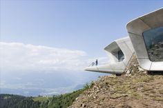 Museu Messner da Montanha Corones,© Werner Huthmacher