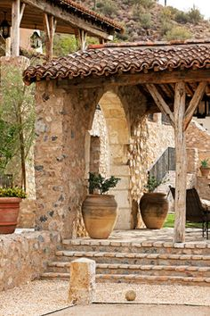 Spanish Courtyards Homes Design, Pictures, Remodel, Decor and Ideas - page 29