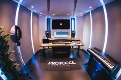 Writers Rooms - Protocol Studios