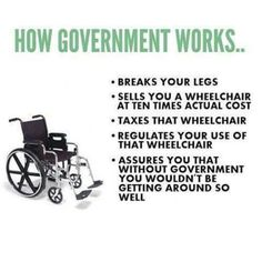 How Government Works...