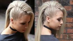 Cool Braids Tutorial For more braid video tutorials just visit our website! Box Braids Hairstyles, Cool Hairstyles, Breaking Hair, Cool Braids, Trending Hairstyles, Hair Videos, Hair Trends, Curly Hair Styles, Hair Cuts