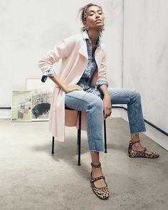 Looks We Love: New Fall Must-haves Stylish Outfits, Fall Outfits, Fashion Outfits, Womens Fashion, Fashion Tips, Stylish Clothes, Fashion Shoot, Ladies Fashion, Fall Fashion