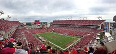 Tampa Bay Buccaneers football game at Raymond James Stadium in Tampa Bay, Florida.