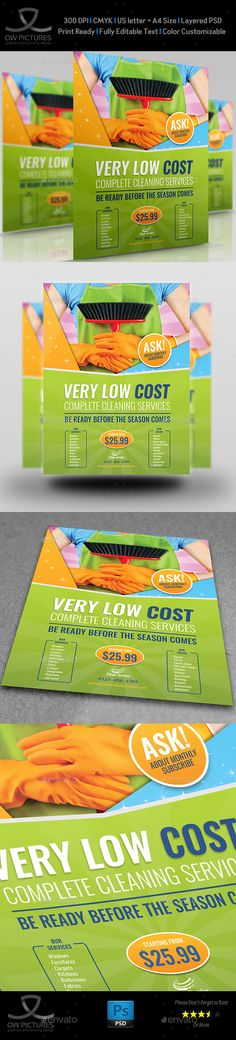 Moving Company Flyer Templates By Kinzi On Creativework - Moving company flyer template
