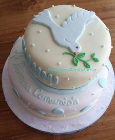 tortas primera comunion varon - Buscar con Google