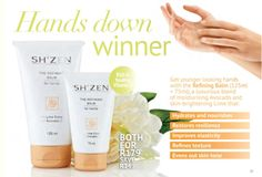 Hydrates, nourishes and protects!
