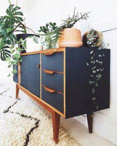 cool 62 Inspiring Painted Mid Century Modern Furniture Ideas