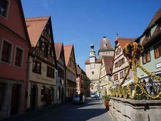 ドイツの可愛い観光地と言えばローテンブルクの歴史散歩ドイツLINEトラベルjp 旅行ガイド Travel Guide, Street View, Tour Guide