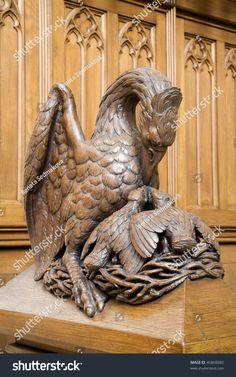 Image result for pelican jesus