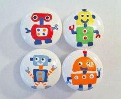 Image result for boys robot room decor ideas