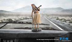 'Geriatric Hula Girl' by John Fulton - Photography, CGI Retouching, Digital Retouching from United States