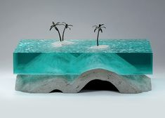 Ocean Abyss Tables