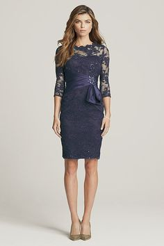 What to Wear to a Semi-Formal Fall Wedding | Dress for the Wedding