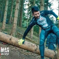Årets første trailløb var kort og bogstaveligt hårdt pga frosten. Også første gang jeg blev fældet af hunde der løb løst