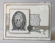 by Allison Ohran, Sweet Impressions: Sentimental Birthday
