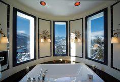 Viete si predstavit krajsi vyhlad? - Gstaad Palace, Svajciarsko