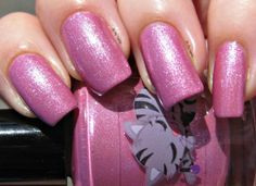 Eat Sleep Polish - Cream In My Soda from the Fizzle & Pop collection.  Oh My Swatch!
