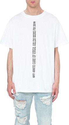 Official Mens The Veil T Shirt Pierce Print Kurzarm Rundhals