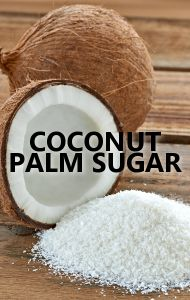 Dr Oz says his new favorite sweetener is Coconut Palm Sugar because it is a healthy substitute for white sugar that might even help you lose weight! http://www.drozfans.com/dr-oz-food/dr-oz-coconut-palm-sugar-review-hair-loss-sign-of-clogged-arteries/