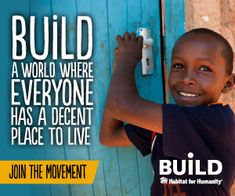BUiLD: Join the movement with Habitat for Humanity - MetroWest/Greater Worcester!