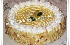 Gâteau au citron طورطة بالليمون الحامض