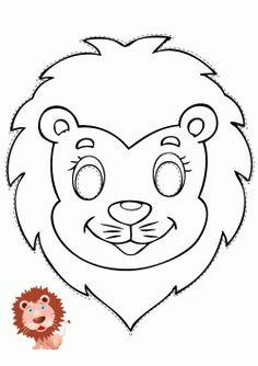 Top Five Aslan Maske Cizimi Story Medicine Asheville