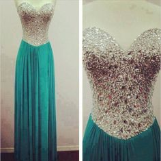 Simple Prom Dresses,A-Line Prom Dress,Beaded Prom Dress,Sparkle Prom Dress,Chiffon Prom Dress,Sparkly Evening Gowns,Sparkle Party Dress,Elegant Prom Dresses,Beading Formal Gowns For Teens