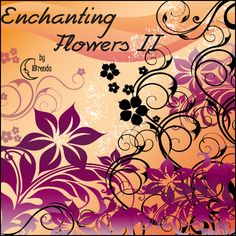 Enchanting Flowers II by Coby17.deviantart.com