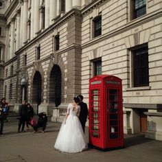 I took my 5 year old round some of London's sights today and it couldn't have been more londontastic.  Photo by @abbiets Abbie Trayler-Smith  #londonbride #redphonebox #symbols #tourism #westminster #traveller #travel #bigcity #ilovelondon #thisislondon #destinationwedding #brideandgroom #ido #everydayuk by panospictures