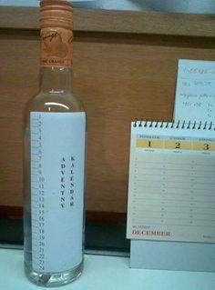 zajímavý adventní kalendář pro chlapy