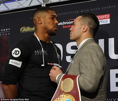 Anthony Joshua predicts: Joseph Parker will be mine by round nine -  Anthony Joshua and Joseph Parker meet at the Principality Stadium on Saturday  Brit said he is preparing to go the distance but is also confident of a knockout  Joshua returns to Cardiff following his win over Carlos Takam at the same venue  Winner will unify the division by holding IBF WBA and WBO heavyweight belts  By Jeff Powell For The Daily Mail  Published: 17:31 EDT 27 March 2018 | Updated: 17:31 EDT 27 March 2018…