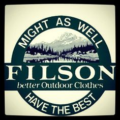 C.C. Filson Buy the Best.