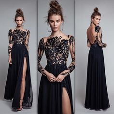 Gorgeous Evening Dresses (Page What must be paid consideration to night clothes? Girls' particular occasions, particular nights and invites additionally all the time wish to be very. Formal Dresses With Sleeves, Sexy Dresses, Beautiful Dresses, Nice Dresses, Evening Dresses, Fashion Dresses, Prom Dresses, Long Dresses, Gown Pattern