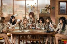 "AOA Reveals Behind the Scenes look into the Making of the MV 'Excuse Me' and ""Bing Bing' 