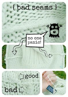Oh You Crafty Gal: How to Recycle Yarn From Old Sweaters