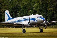 Douglas DC3 Air France  