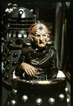 As the Doctor Who supervillain Davros, creator of the Daleks, Terry Molloy cut a terrifying figure. Doctor Who Funny, Doctor Who Art, Doctor Who Dalek, Sci Fi Tv, Sci Fi Books, Doctor Who Wallpaper, The Rouge, Doctor Who Companions, Best Sci Fi