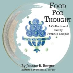'Food for Thought' Illustrated Cookbook